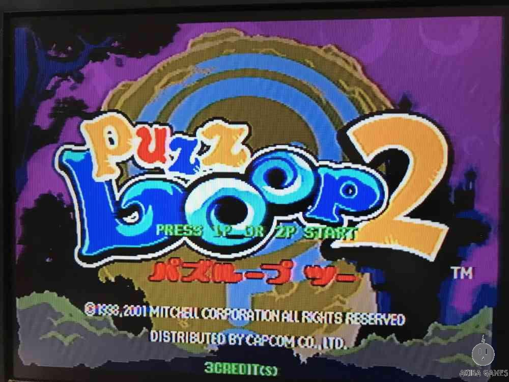 PUZZ LOOP 2 (Arcade Game)