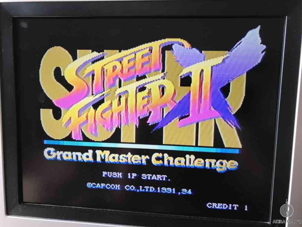 Super street fighter 2X (Arcade Game)