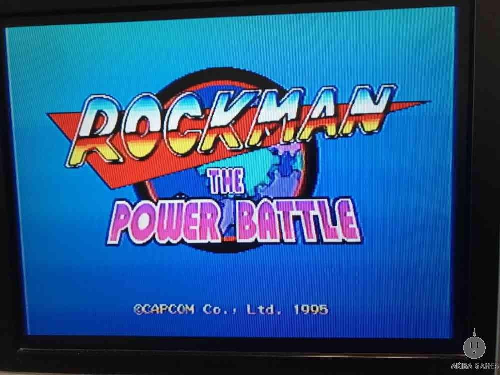 Rockman : Megaman (Arcade Game)