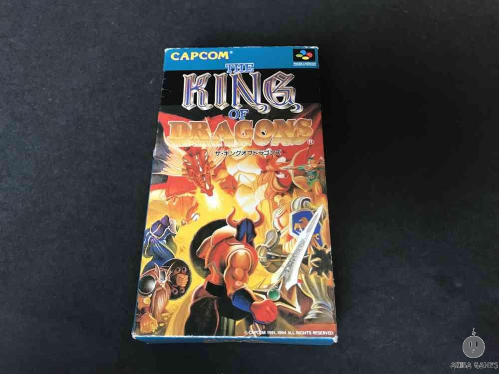 [SFC] The King of Dragons