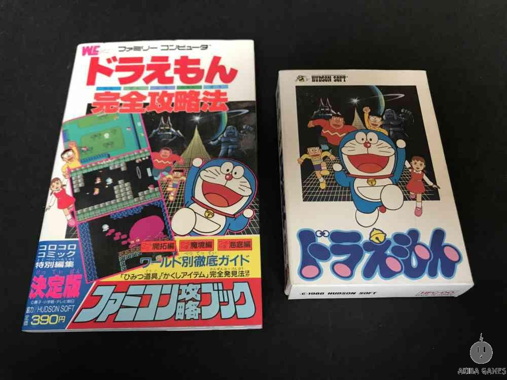 [FC] Doraemon + Guide Book