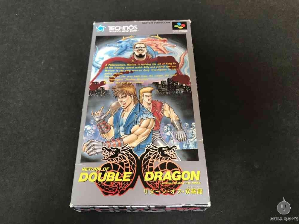 [SFC] Return of Double Dragon
