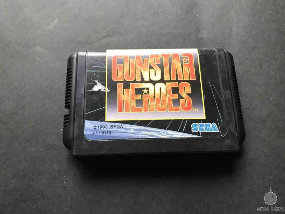 [MD] Gunstar Heroes
