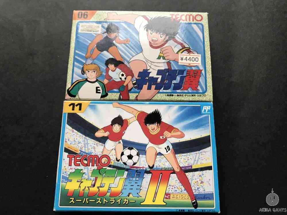 [FC] Captain Tsubasa 1+2 / I+II : Super Striker