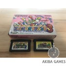 [GBA] Super mario advance 2+3+4 super mario bros.3 + mario bros.  set
