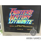 Fighter's history dynamite Neo Geo MVS (Arcade Game)