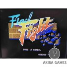 Final Fight (Arcade Game)