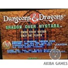 Dungeons & Dragons Shadow over Mistara (Arcade Game)