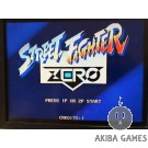 Street Fighter Zero (Arcade Game)