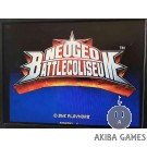 neogeo battle coliseum (Arcade Game)